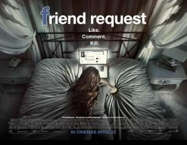 Friend Request - Cover